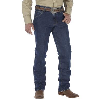 Wrangler Cool Vantage Dark Stonewash Jeans - Regular Fit