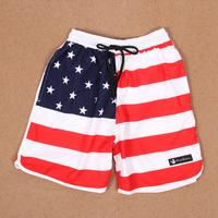 Rowdy Gentleman Old Glories Swim Trunks