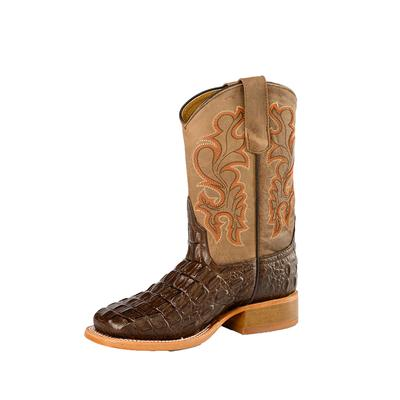 Anderson Bean Kid's Chocolate Nile Boots
