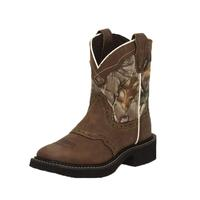 Justin Kid's Realtree Camo Boots