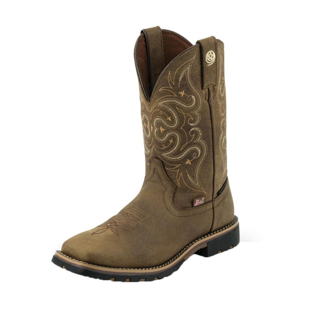 Justin Women S George Strait Crazy Horse Boots