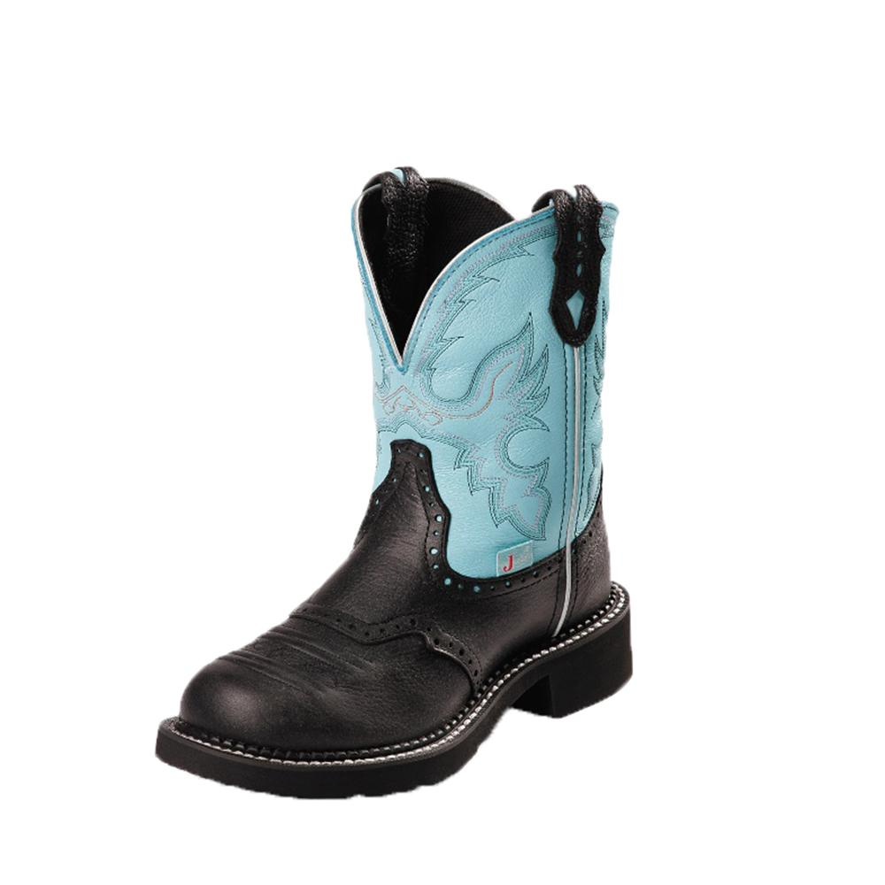 Unique Lockport Women Shoes Canada - Justin Boots Womenu0026#39;s Gypsy Collection 8u0026quot; Steel-Toe Western Boot ...