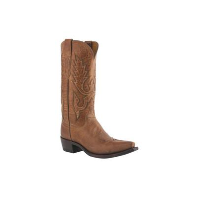 Lucchese Lewis Boots in Tan