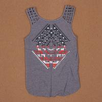 Rock & Roll Cowgirl Knit Tank