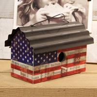 Stars & Stripes Birdhouse
