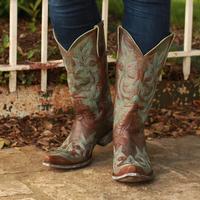 Old Gringo Diego Vesuvio Boots