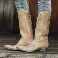 Old Gringo Erin Bone Cowgirl Boots