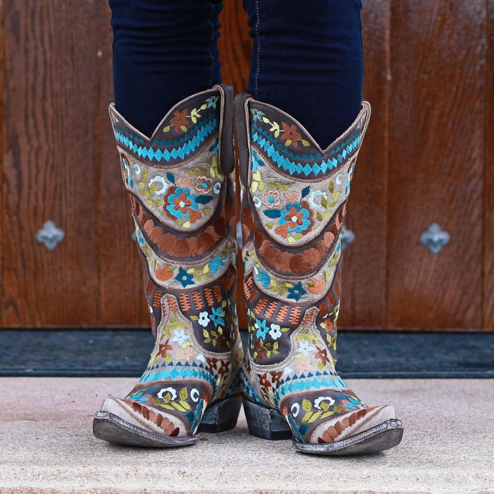 Old Gringo Elisha Boots