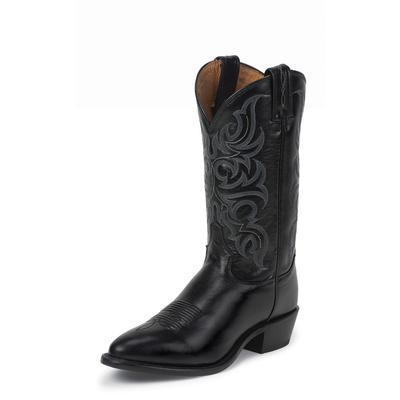 Tony Lama Men's Black El Paso Americana Boots