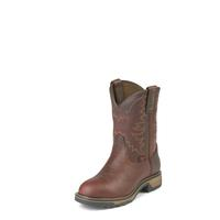 Tony Lama Kid's Briar Pitstops TLX® Work Boots