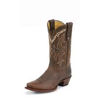Tony Lama Sorrel Tucson Vaquero Western Boots