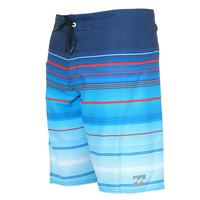 Mens Billabong All Day Stripe Boardshort