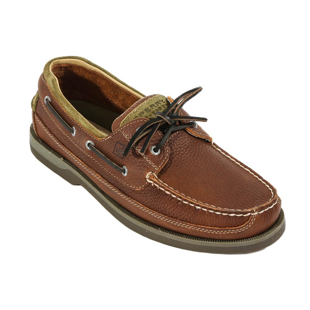 Men S Mako  Eye Canoe Moc Boat Shoe