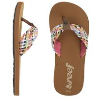Reef Little Mallory Scrunch Sandals