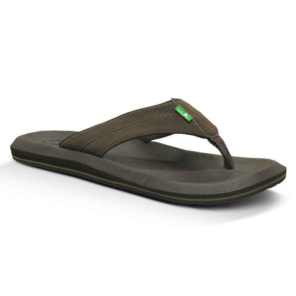 Grin-troducing brand new Sanuk styles you're gonna wanna chill with this fall.
