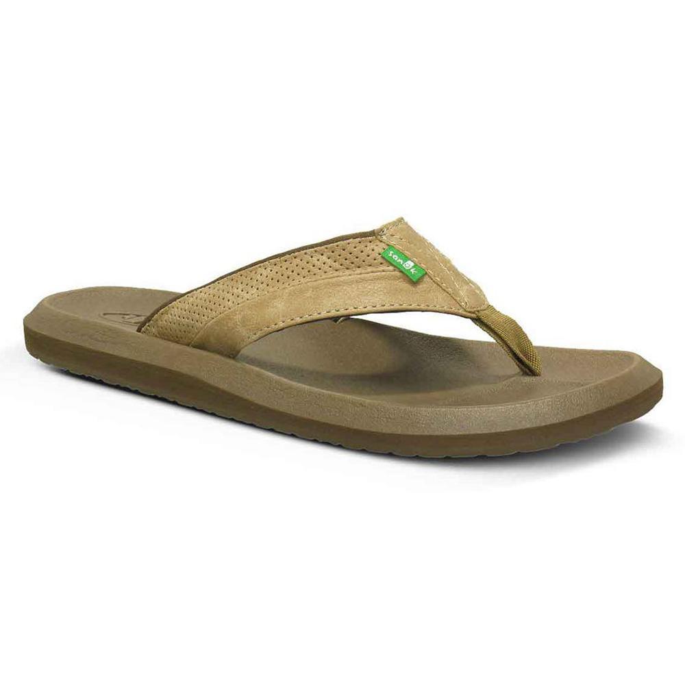Sanuk Men's Slacker 2 Sandals Item # SMS3022