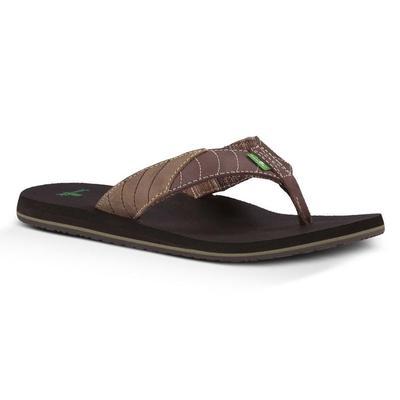 Sanuk Men's Pave the Wave Sandals