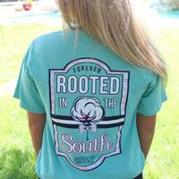 Jadelynn Brooke Rooted in the South Tee