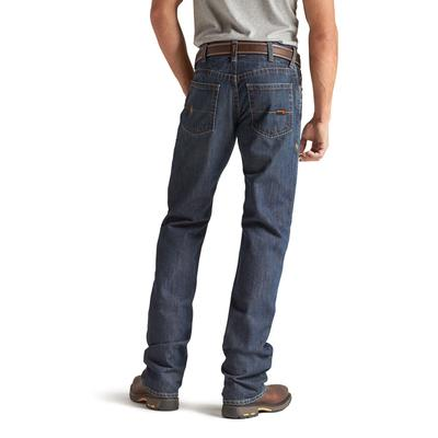 Ariat Men's Shale Fr M4 Lowrise Bootcut Jeans