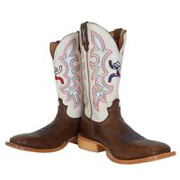 Twisted X Men's Texas Hooey Boots