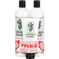 Straight Arrow Cowboy Magic Rosewater Shampoo & Conditioner Combo Pack