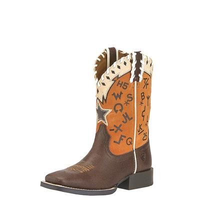 Ariat Pete Grained Boots