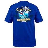 Salt Life Men's American Billfish Pocket T-Shirt
