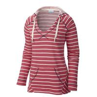 Columbia Women's Tropic Haven Striped Hoodie