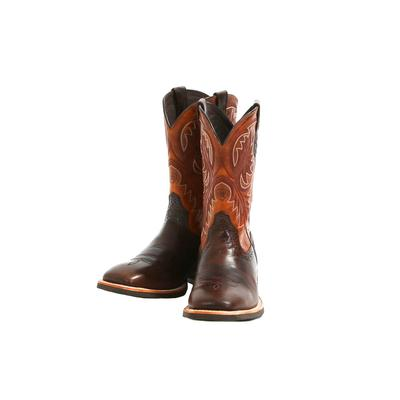 Ariat Men's Quickdraw Thunder Cowboy Boots