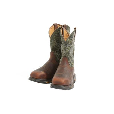 Ariat Men's Workhog Workboots With Metguard
