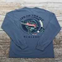 Burlebo Life on the Fly Long Sleeve T-Shirt