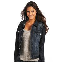 Rock & Roll Cowgirl Denim Jacket