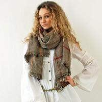 Tasha Polizzi Windsor Plaid Scarf