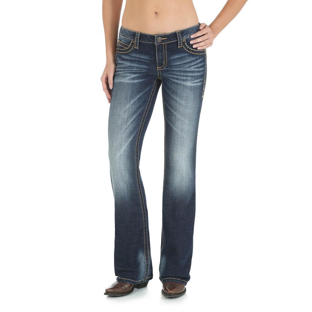 Wrangler Rock 47 >> Wrangler Rock 47 Women's Fashion Jeans