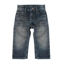 Wrangler Boys' Western Adjust to Fit Jeans in Dark Denim