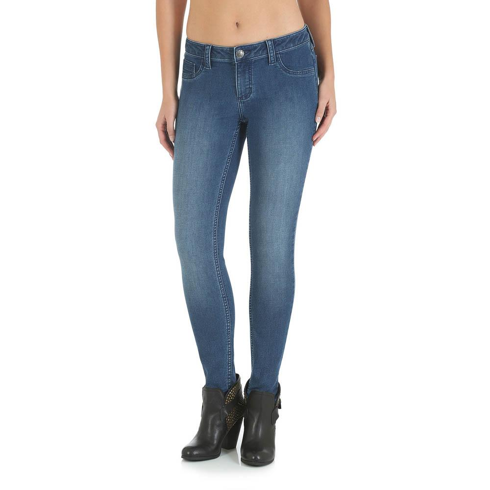 Mid Rise Womens Jeans