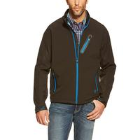 Ariat Men's Forge Softshell Jacket in Black