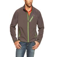 Ariat Men's Forge Softshell Jacket in Gray