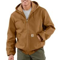Carhartt Men's Active Duck Jacket with Thermal Lining