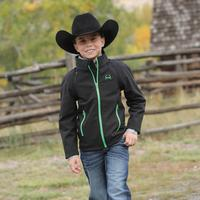 Cinch Boy's 2 in 1 Bonded Softshell Jacket
