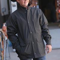 Cinch Men's Western 3/4 Length Printed Bonded Softshell Jacket