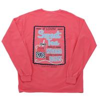 Jadelynn Brooke Sweet Tea-Shirt