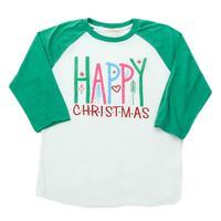 ATX Mafia Happy Christmas 3/4 Sleeve Shirt