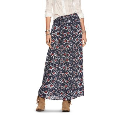 Ariat Emmy Maxi Skirt BLK