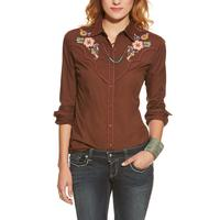 Ariat June Fitted Snap Shirt