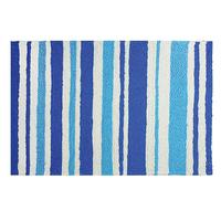 Home Comfort Nautical Stripe Rug