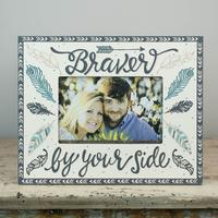 Glory Haus Braver By Your Side Frame