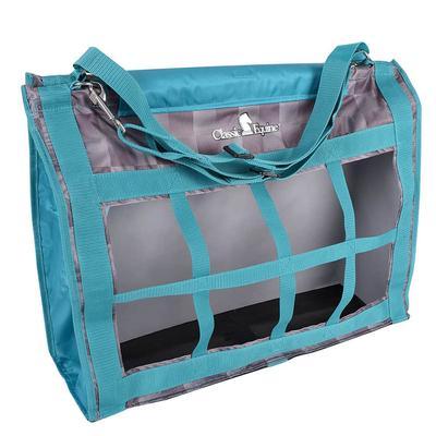 Classic Equine Deluxe Top Load Hay Bag CKTEAL