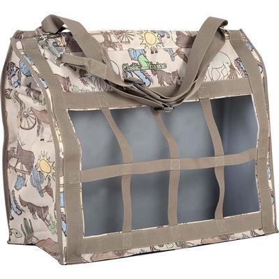 Classic Equine Deluxe Top Load Hay Bag FRONTIER