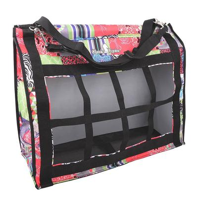 Classic Equine Deluxe Top Load Hay Bag PATCHWORK
